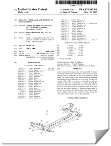 IP TMH Patent (Brochure)