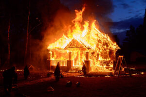 Fire Investigation Expert Witness Cook County