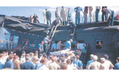 Naperville Train Accident 75th Anniversary