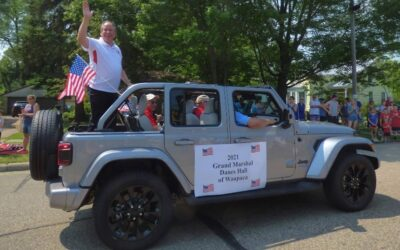 Dr. Koehler Honored as Grand Marshal on the 4th of July!